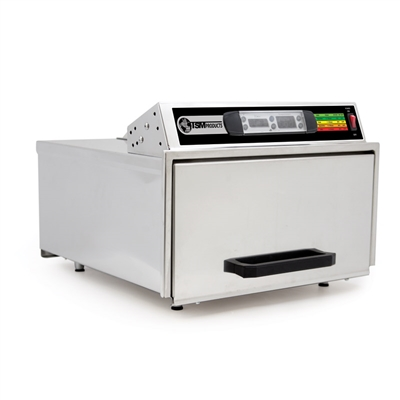 D-5 Digital Food Dehydrator with 1/4 Stainless Steel Shelves